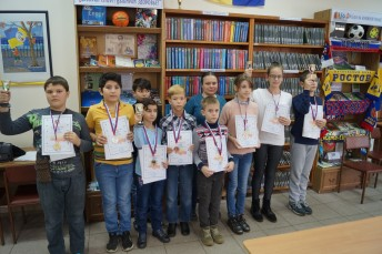 Медалисты турнира