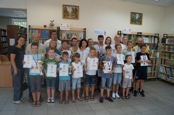 Участники ростовского турнира