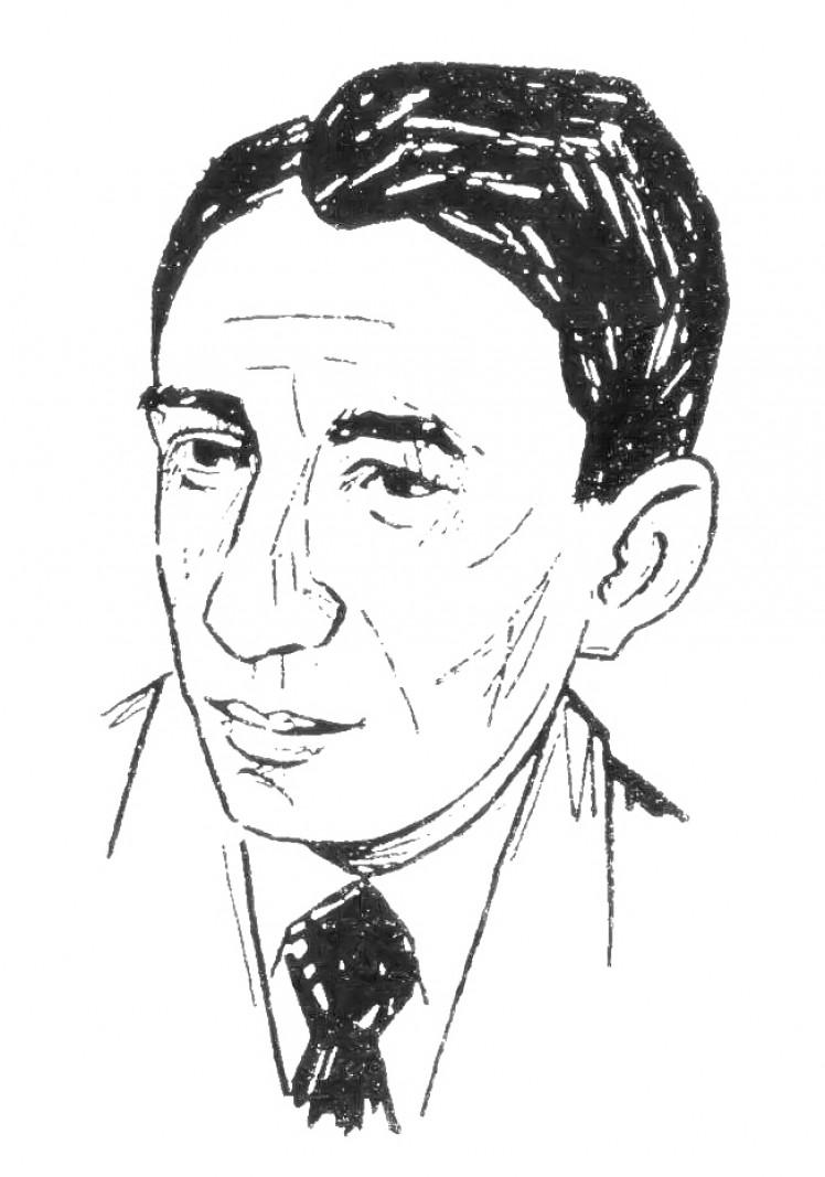 Один из основоположников советский школы шашек Василий Соков