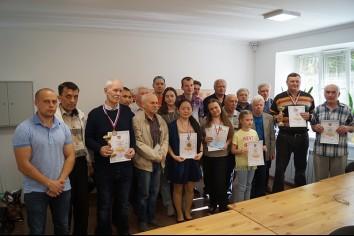 Победители и призеры получили возможность выступить на чемпионатах России и ЮФО.