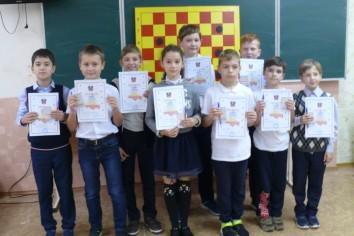 Участники турнира в школе № 97